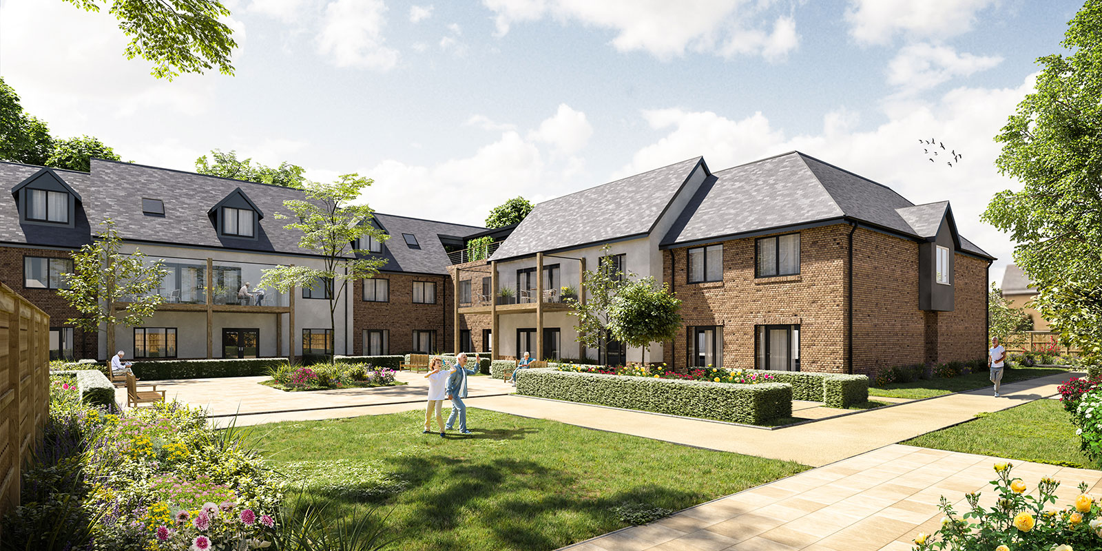 Work commences on new luxury care home in Biggleswade